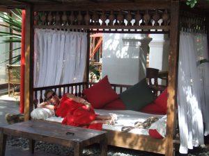 Atzaro Buddha liggend (3)
