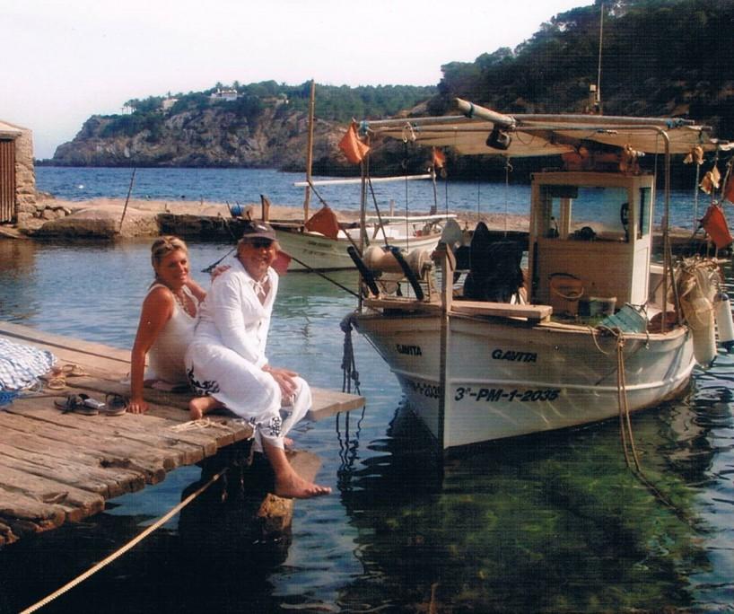 Cala Mastella steiger 2005 - kopie