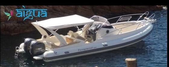 Capelli Tempest 850WA Motorboot - kopie (5)