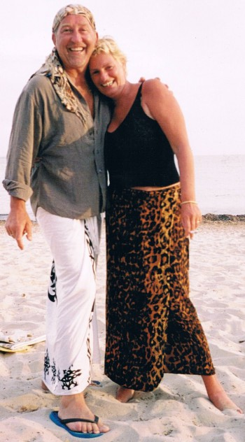 Salinas strand mei 2003