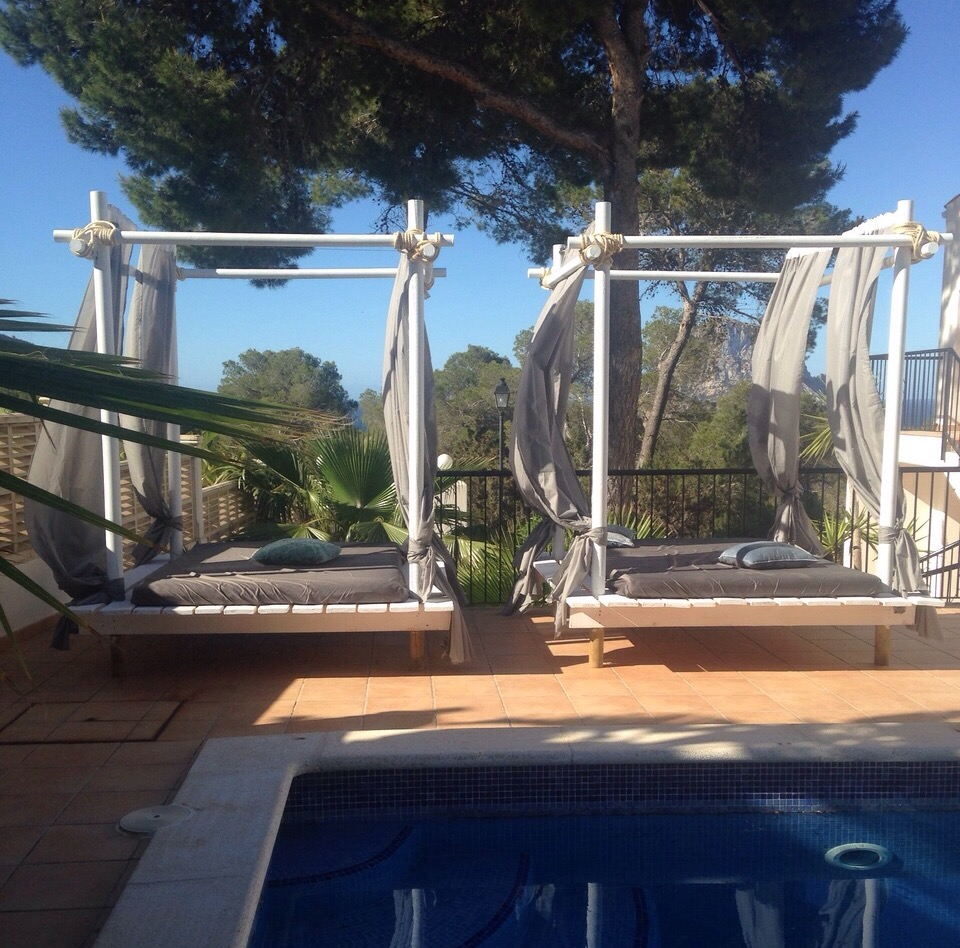 Nieuw in ons pakket Casa Suenos , Casa el Paraiso en Casa su Amor. 2 Mooie appartementen aan het strand van Cala Vadella en 1 benedenverdieping met zwembad vlakbij Cala Carbo. De absolute toplokaties.