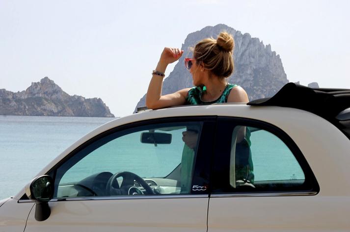 Alquiler de coches en Ibiza - Moto Luis Rent a car