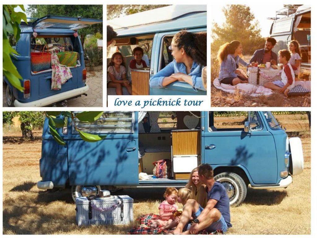 Rondrit en picknick