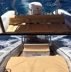 Valiant VG 750 Zodiac Motorboot - kopie